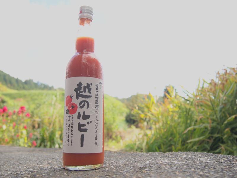 Tomatojusu